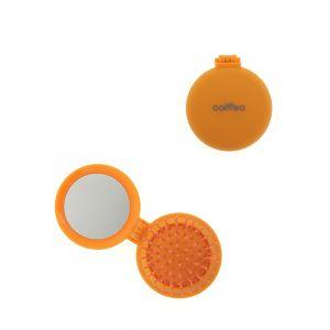 Coiffeo Brosse pocket orange, Brosse démêlante