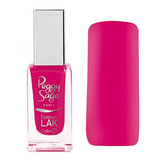 Peggy Sage Vernis à ongles Forever LAK  Peony pink 11ML, Vernis à ongles couleur