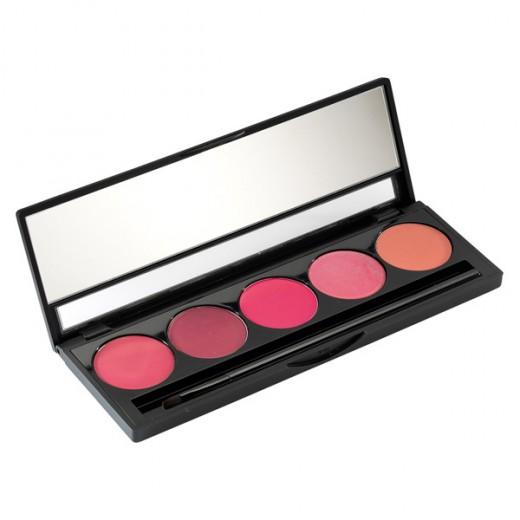 Palette rouges à lèvres tons froids 5x1.5g