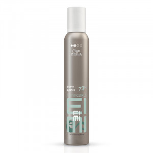 Wella Mousse définition de boucles - Boost Bounce Nutricurls 72h 300ML, Mousse coiffante