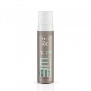 Wella Mousse légère anti-frisottis - Soft Twirl 72h 200ML, Mousse coiffante