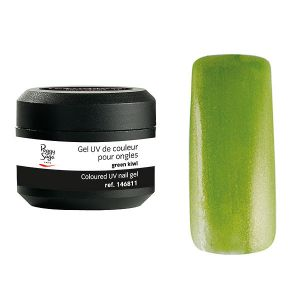 Peggy Sage Gel UV de couleur ongles - Green kiwi 5g, Gel couleur