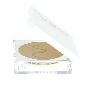 Wapa Fond de teint compact matifiant Wet & Dry Moyen 004, Poudre
