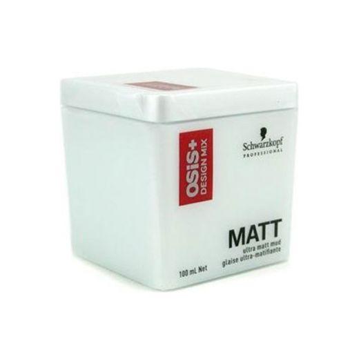 Crème ultra-matifiante Osis+ Design Mix - Matt