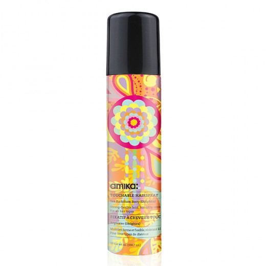 Amika Spray fixant Touchable Hair Spray 335ML, Spray cheveux