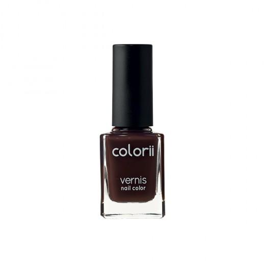 Colorii Vernis à ongles Dark coffee 11ML, Vernis à ongles couleur
