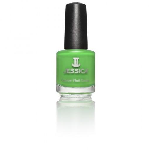 Jessica Vernis à ongles Mint mojito green 14ML, Vernis à ongles couleur