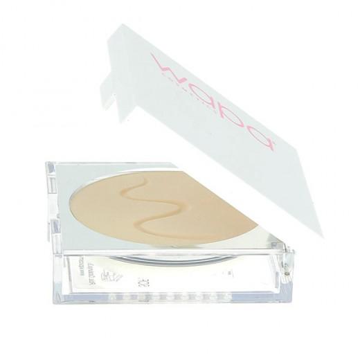 Wapa Fond de teint compact matifiant Wet & Dry Ivoire 003, Poudre