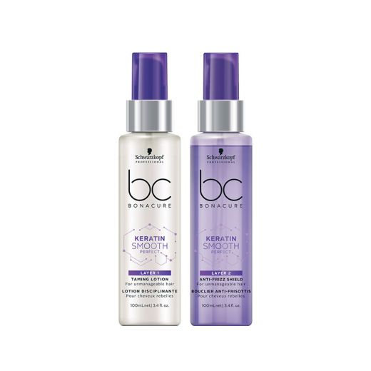 Double phase Keratin Smooth Perfect 2x100ml