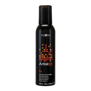 Eugène Perma Mousse fixante Fixing Mousse Artiste Fix 200ML, Mousse coiffante