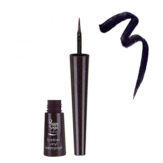 Peggy Sage Eyeliner vinyl waterproof Galaxie 2ML, Eyeliner