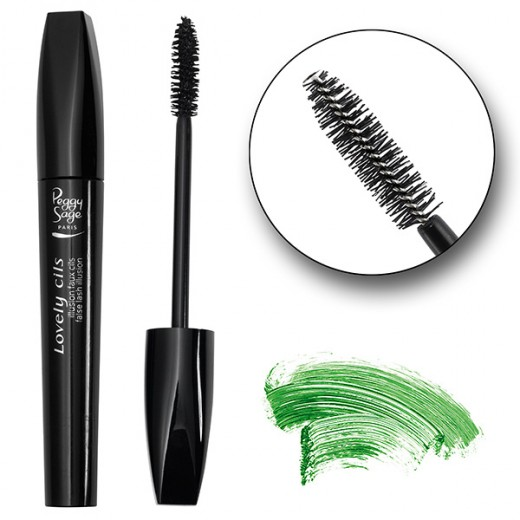 Mascara Lovely cils vert peggy sage 10ml