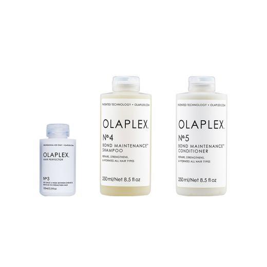 Pack Olaplex n°3 & 4 & 5
