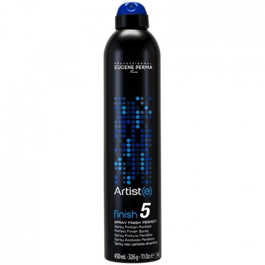 Eugène Perma Spray de finition Finish Perfect Artiste Finish 450ML, Spray cheveux