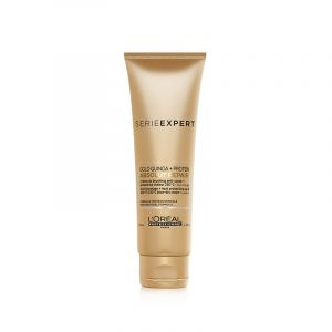 Crème de brushing anti-casse Absolut Repair Gold 125ml