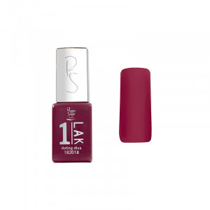 Peggy Sage Mini vernis semi-permanent 1-LAK - Dating diva 5ml, Vernis semi-permanent couleur