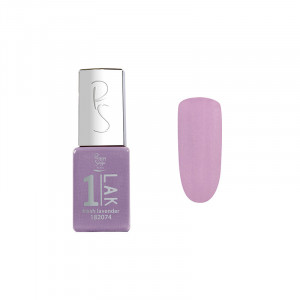 Peggy Sage Mini vernis semi-permanent 1-LAK - Fresh lavender 5ml, Vernis semi-permanent couleur