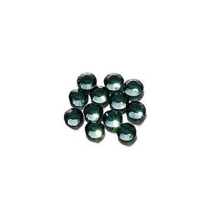 20 strass pour ongles turquoise Peggy sage