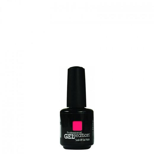 Jessica Vernis semi-permanent Geleration Pink explosion 15ML, Vernis semi-permanent couleur
