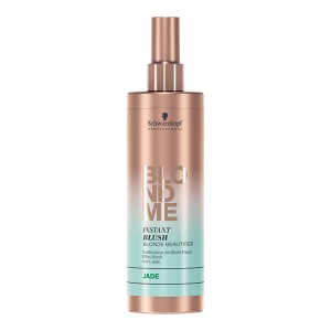 Schwarzkopf Sublimateur de blond pastel BlondMe Instant Blush vert jade 250ML, Coloration temporaire