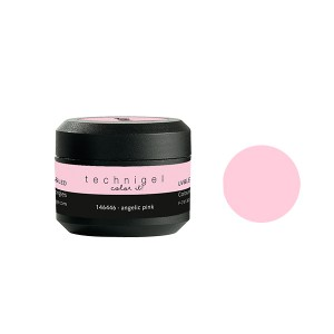 Peggy Sage Gel de couleur UV & LED Technigel Angelic pink, Gel couleur