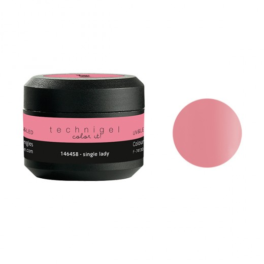 Peggy Sage Gel UV & LED Single lady 5g, Gel couleur