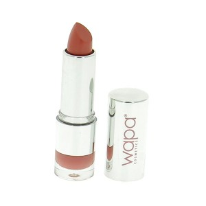 Wapa Rouge à lèvres hydratant brillant Marron clair 028 4ML, Rouge à lèvres