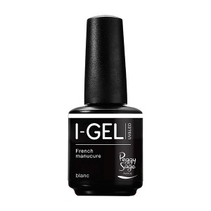 Peggy Sage Gel i-Gel de couleur UV & Led french manucure 15ML, Gel couleur
