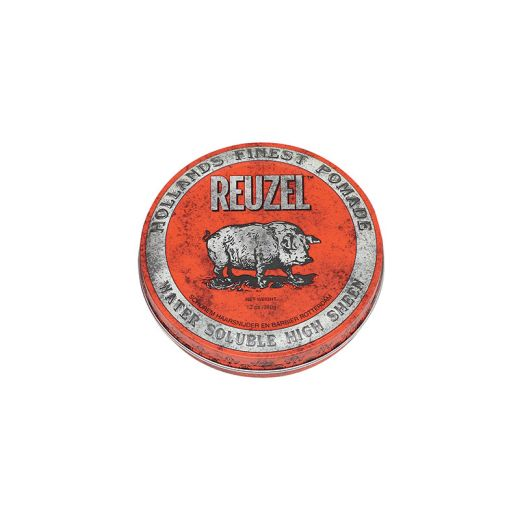 Reuzel Cire pour cheveux fixation moyenne - Red Pomade 340g, Cire