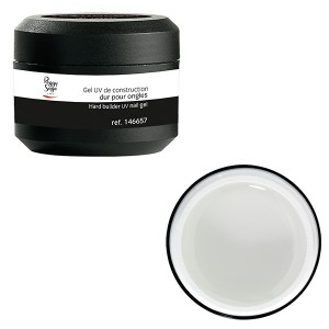 Peggy Sage Gel UV de construction dur transparent 15g, Gel construction