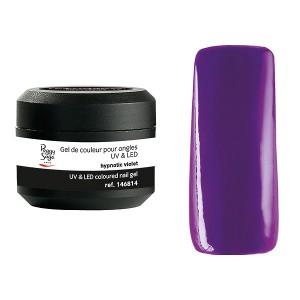 Peggy Sage Gel de couleur UV & LED Technigel Color It Hypnotic violet 5g, Gel couleur