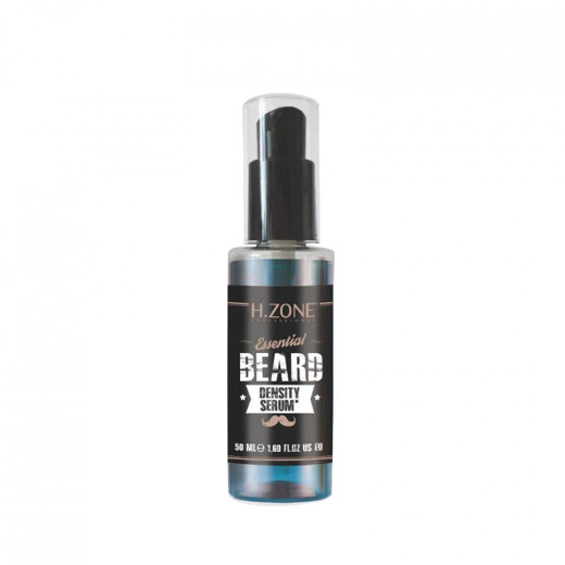 H.Zone professional Sérum densité pour barbe - Beard density serum 50ml, Soin barbe