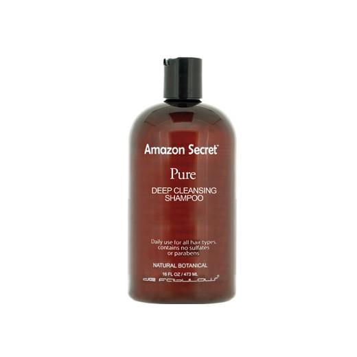 Amazon Secret Shampooing purifiant Pure 473ML, Shampoing entretien