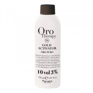 Oro Therapy Oxydant 10 volumes Gold Activator 150ML, Oxydant