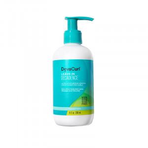 DevaCurl Leave-In Decadence® Soin ultra hydratant boucles sans rinçage 236ML, Crème cheveux sans rinçage