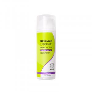 DevaCurl SuperCream Crème coiffante boucles Noix de coco 150ML, Crème cheveux