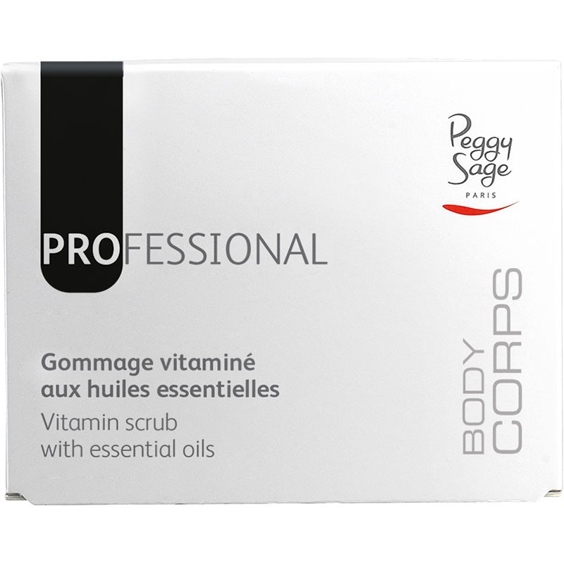 Peggy Sage Gommage corps vitaminé, Gommage