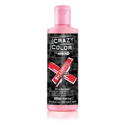 Shampooing repigmentant rouge 250ml