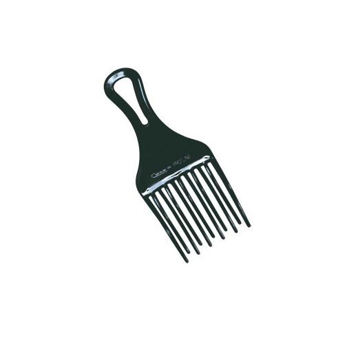 Peigne afro noir mezzo