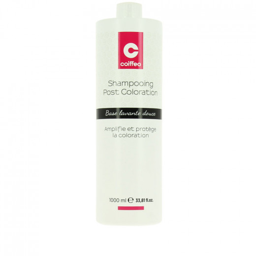 Coiffeo Shampooing post coloration 1000ML, Shampoing technique