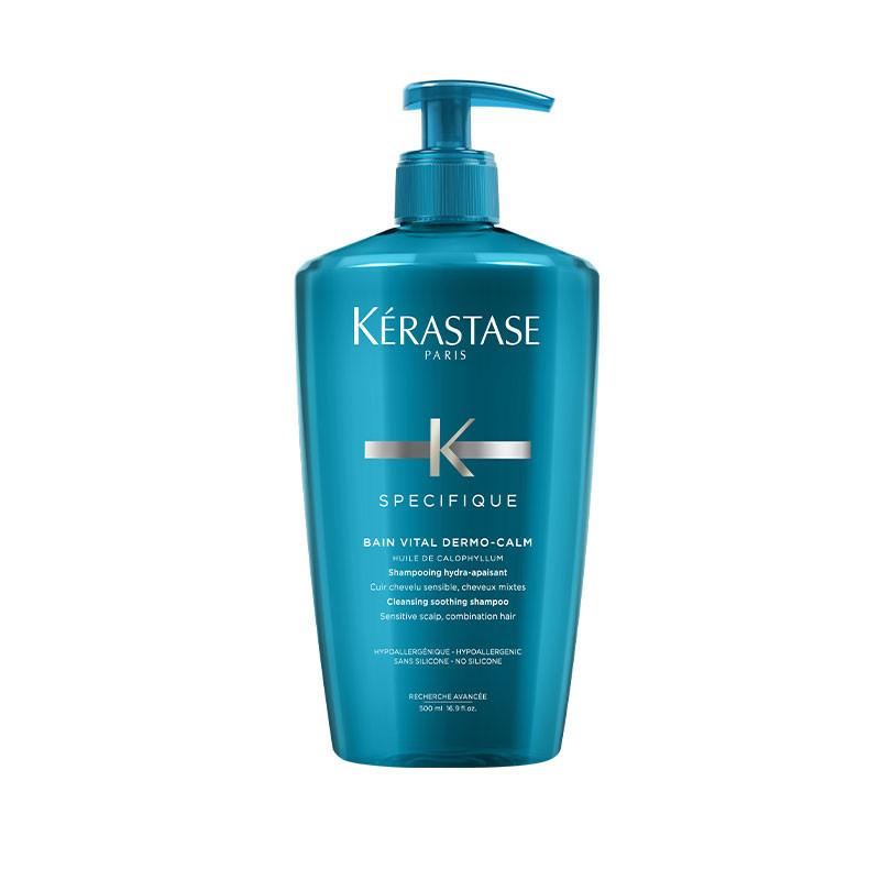 Kerastase Bain Vital Dermo-Calm 500ml, Shampoing traitant