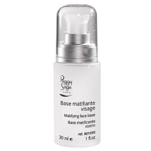 Base matifiante visage