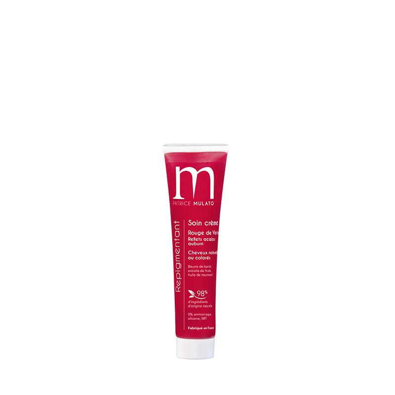 Mulato Soin Repigmentant Rouge venise 40ML, Après-shampoing naturel