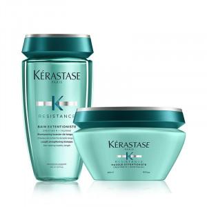 Kerastase Duo Extentioniste Cheveux Epais 450ML, Cosmétique