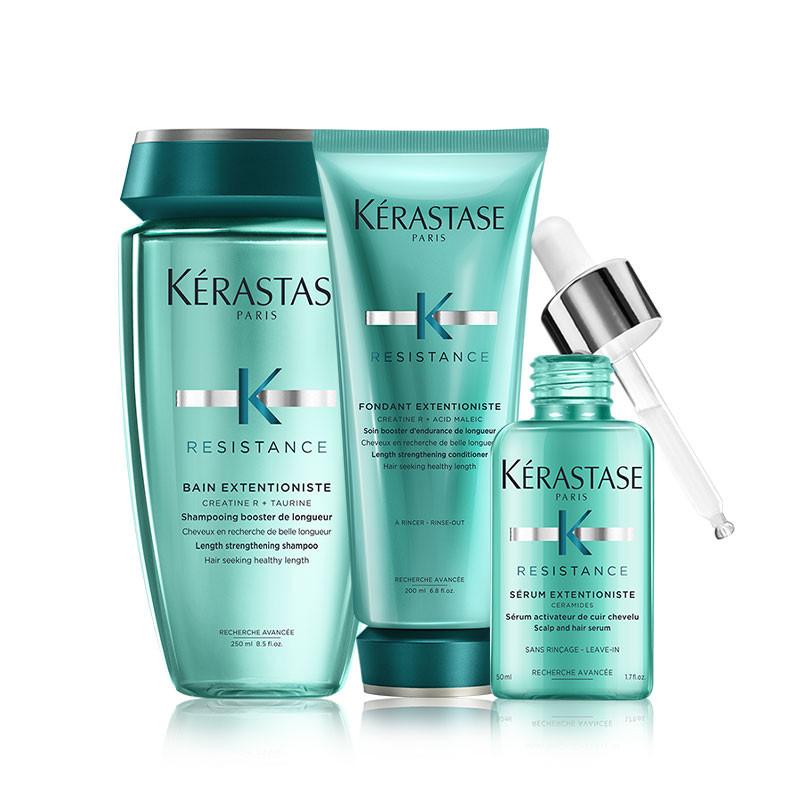 Kerastase Trio Extentioniste Cheveux Fins 500ML, Cosmétique