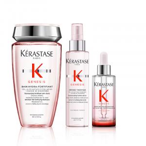 Kerastase Trio Genesis Cheveux Fins 490ML, Cosmétique