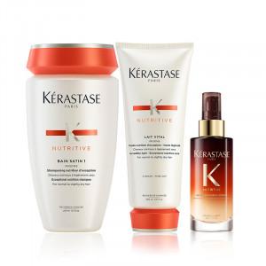 Kerastase Trio 24H Nutrition 540ML, Cosmétique