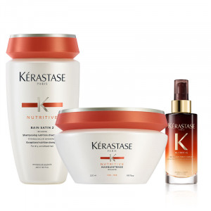 Kerastase Trio 24H Nutrition Intense 540ML, Cosmétique