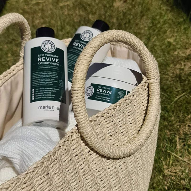 Shampooing micellaire détox Eco therapy revive