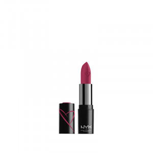NYX Professional Makeup Rouge à lèvres Shout loud satin 21st 3.4g, Rouge à lèvres